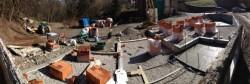 chantier fondations